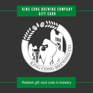 King Cong Gift Card